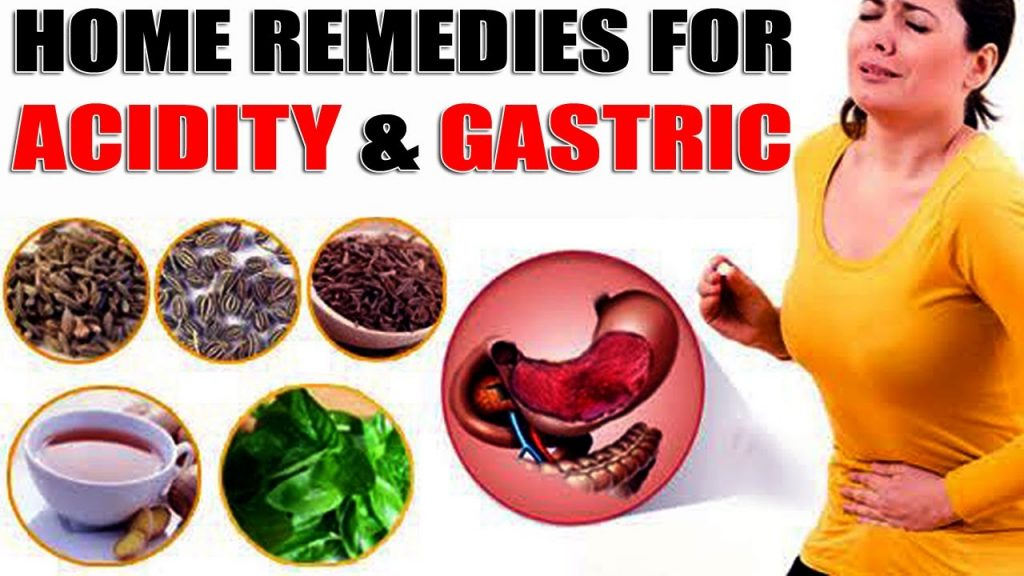 The Best Remedy for Acidity in the Stomach