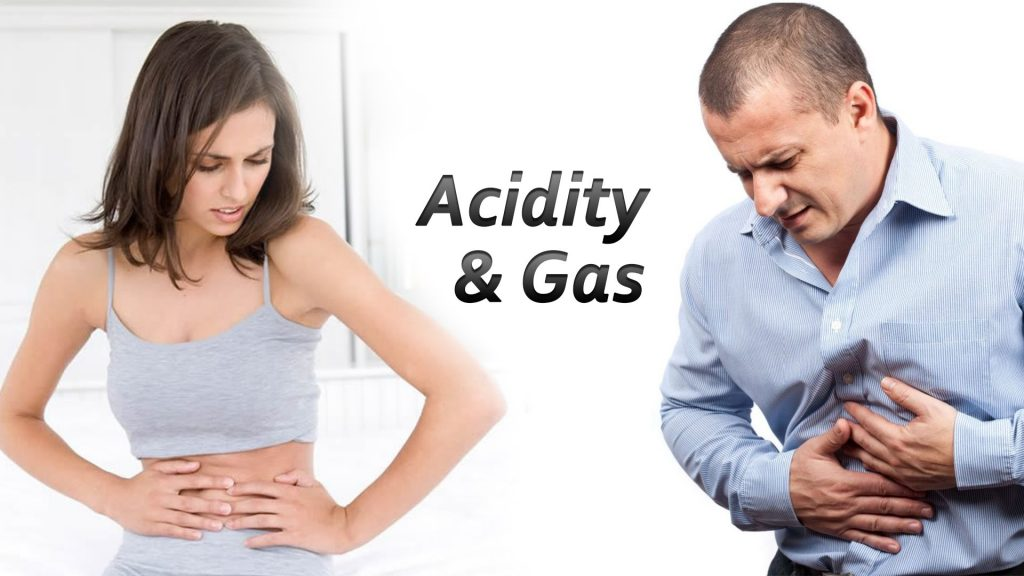 Acidity Problems Solution