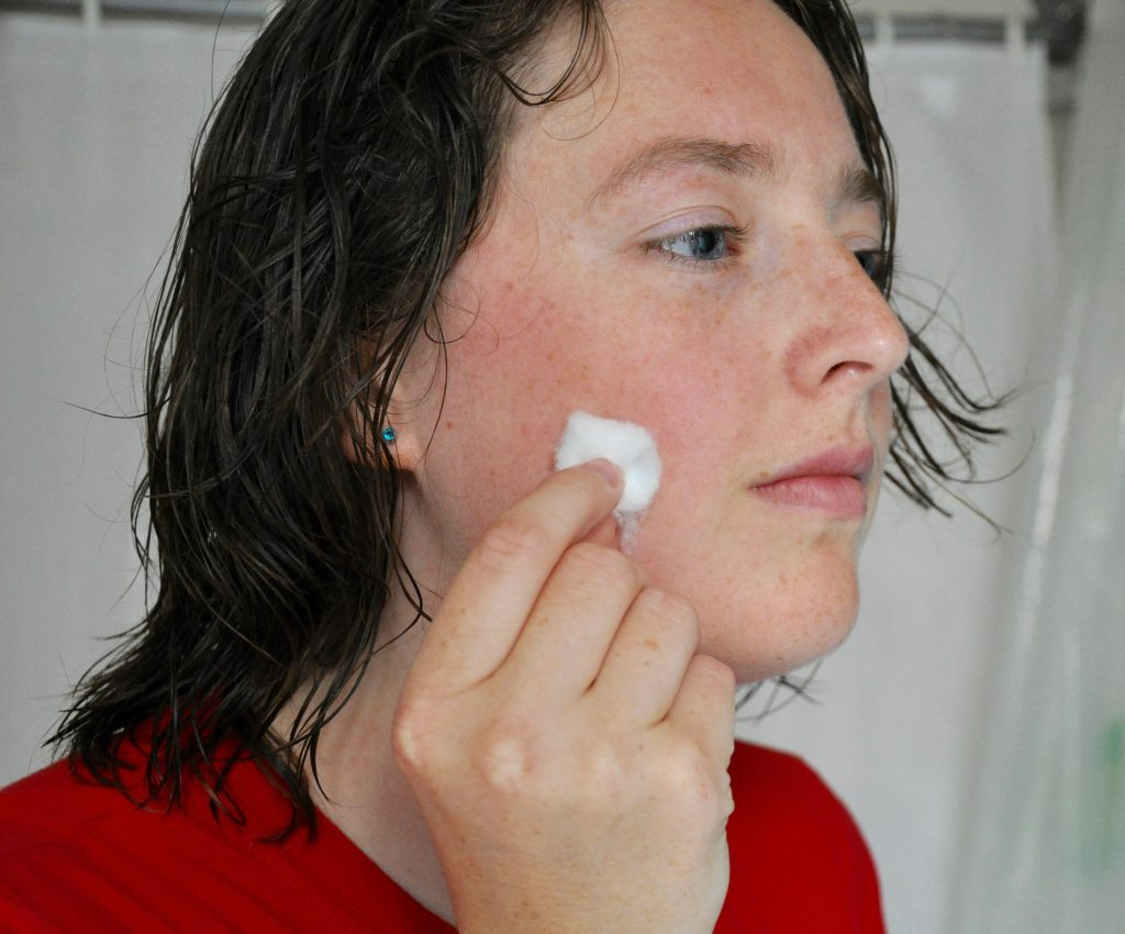 Easy Way To StopBruising On Face With Mouthwash