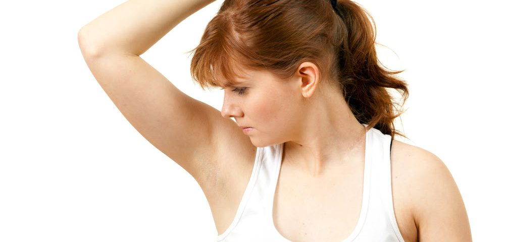 How To Get Rid Of Sweating Smell