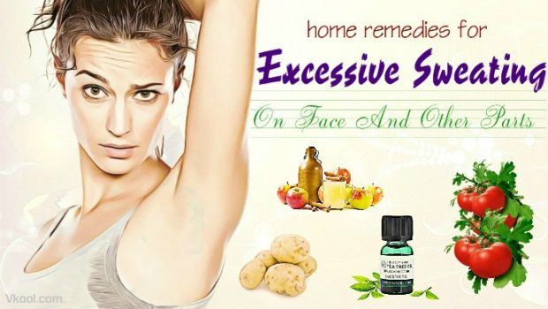 Home Remedies To Stop Sweating Underarms Naturally