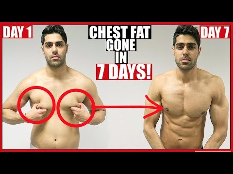 How to Reduce Chest Fat in 10 Days