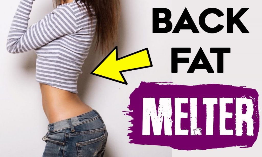 How to Reduce Back Fat in a Week Fast