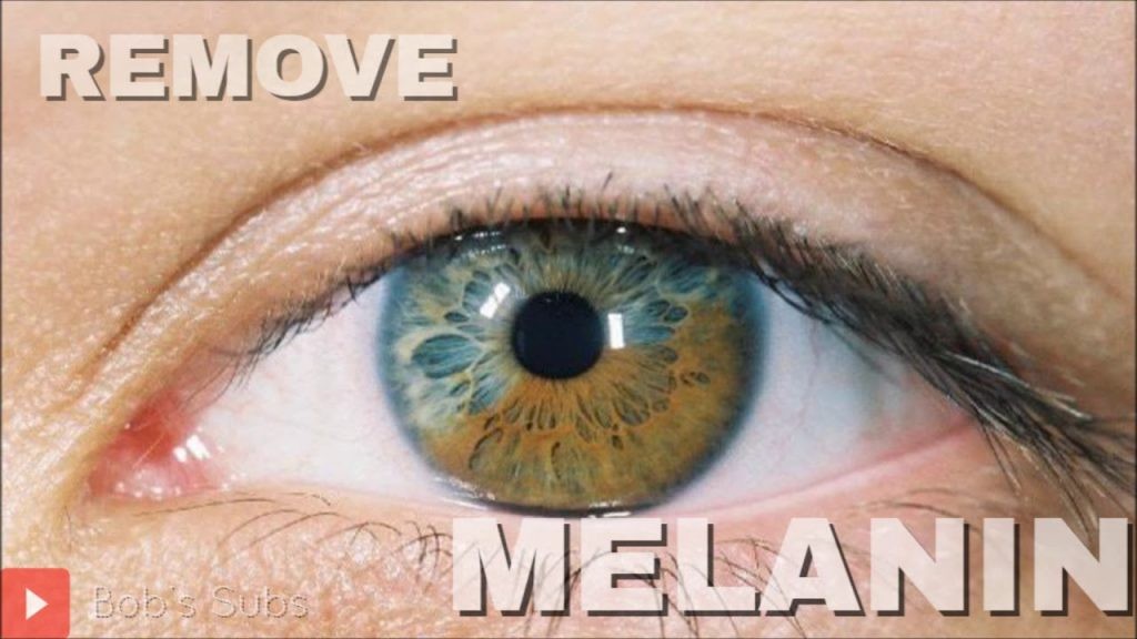 Naturally Reduce Melanin in Eyes