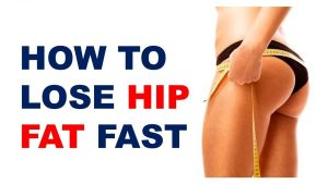 How to Reduce Hips Size