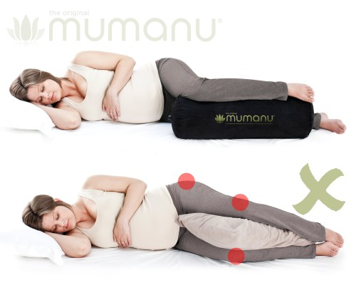How to Relieve Back Pain During Pregnancy While Sleeping
