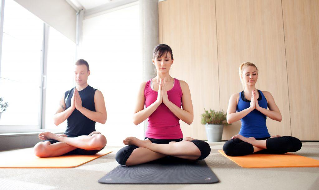 Way to Stop Snoring yoga