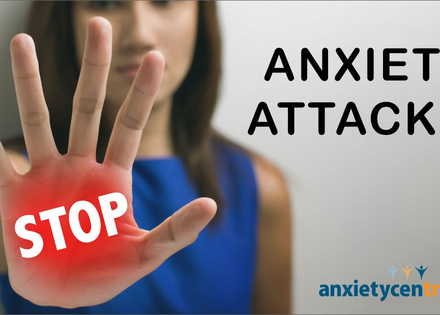 Way to Stop Anxiety Attacks
